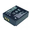 Батерия за Panasonic CGA-S007, DNW-BCD10
