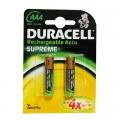 DURACELL Акумулаторна батерия AАA, 1000mAh 1,2V Ni-MH