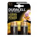 DURACELL PLUS POWER Батерия LR14, C, MN1400 1.5V