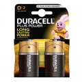 DURACELL PLUS POWER Алкална батерия LR20, D, MN1300 1.5V