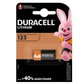 DURACELL Батерия 123, CR123A, DL123 3V DURACELL 123 3V ULTRA LIT