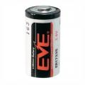 EVE Батерия 2/3A, ER17335, Li-SOCl2, 3.6V Lithium