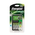 Energizer Maxi Зарядно устройство с 4 броя акумулаторни батерии