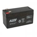 HAZE Батерия 12V 1.3Ah AGM 97 x 43.5 x 53мм