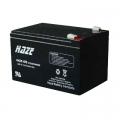HAZE Батерия 12V 12Ah AGM 152 x 98 x 96мм