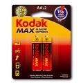KODAK MAX Алкални батерии AA, LR6, MN1500, MIGNON 1.5V