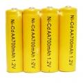 Акумулаторна батерия Ni-Cd AA700mAh 1.2V 4бр.