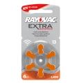 Батерии Rayovac Extra Advanced 13, PR48, PR13, ZA13, DA13, 13A,