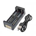 XTAR MC2 Intellicharger Универсално зарядно устройство за 3.6V и