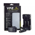 XTAR VP2 Универсално зарядно устройство и power bank с LCD за 3.