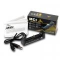 XTAR MC1 Универсално зарядно устройство за 3.6V и 3.7V Li-Ion ак