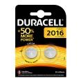 Батерии DURACELL DL/CR2016, CR2016, DL2016, BR2016 3V LITHIUM +