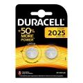 Батерии DURACELL DL/CR2025, CR2025, DL2025, BR2025 3V LITHIUM +