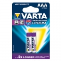 Батерия Varta PROFESSIONAL LITHIUM L92 LR03, AAA, MN2400 1.5V