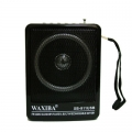 Радио WAXIBA XB-911 с MP3, USB, FM Радио, SD card