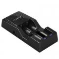 Зарядно устройство за литиево йонни батерии 18650, 123, 14500