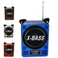 Радио WAXIBA XB-919U с MP3, USB, FM Радио, SD card