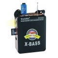 Радио WAXIBA XB-902U с MP3, USB, FM Радио, SD card
