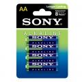 SONY Батерия Alkaline LR6, AA 1.5V