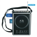 Радио WAXIBA XB-915USB с MP3, USB, FM Радио, SD card