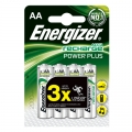 ENERGIZER Акумулаторна батерия АА, 2000mAh 1.2V NiMH ENERGIZER P