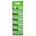 Батерии за часовници TIANQIU AG11, SR721SW, 362 1.55V Alkaline
