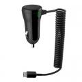 Зарядно устройство Meliconi 12-24V 1A с 1.2м неделим кабел USB к