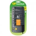 Зарядно устройство за батерии АА, ААА, C, D, 9V GP PowerBank PB3