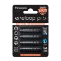 Акумулаторни батерии Panasonic Eneloop Pro 2500mAh, AA, HR6 1.2V