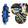 Светлини за колело сини RAPID X Акумулаторни LED светлини за кол