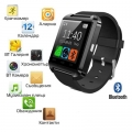 Смарт часовник U80 с Bluetooth Андроид Tелефон U80 Smart Watch U