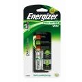Energizer ACCU RECHARGE MINI зарядно с 2 броя батерии 2000mAh АА