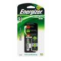 Energizer ACCU RECHARGE MINI зарядно с 2 броя батерии 700mAh ААА